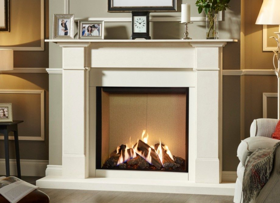 Reflex 75T Edge With Claremont Mantel