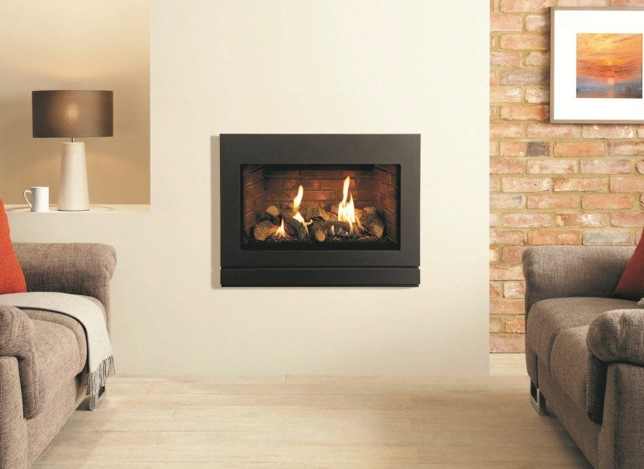 Riva2 670 Designio2 Graphite With Brick Effect Lining