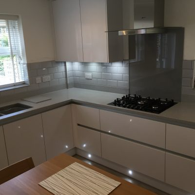 Kitchen Installation 1b