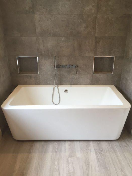 Retectangle Bath