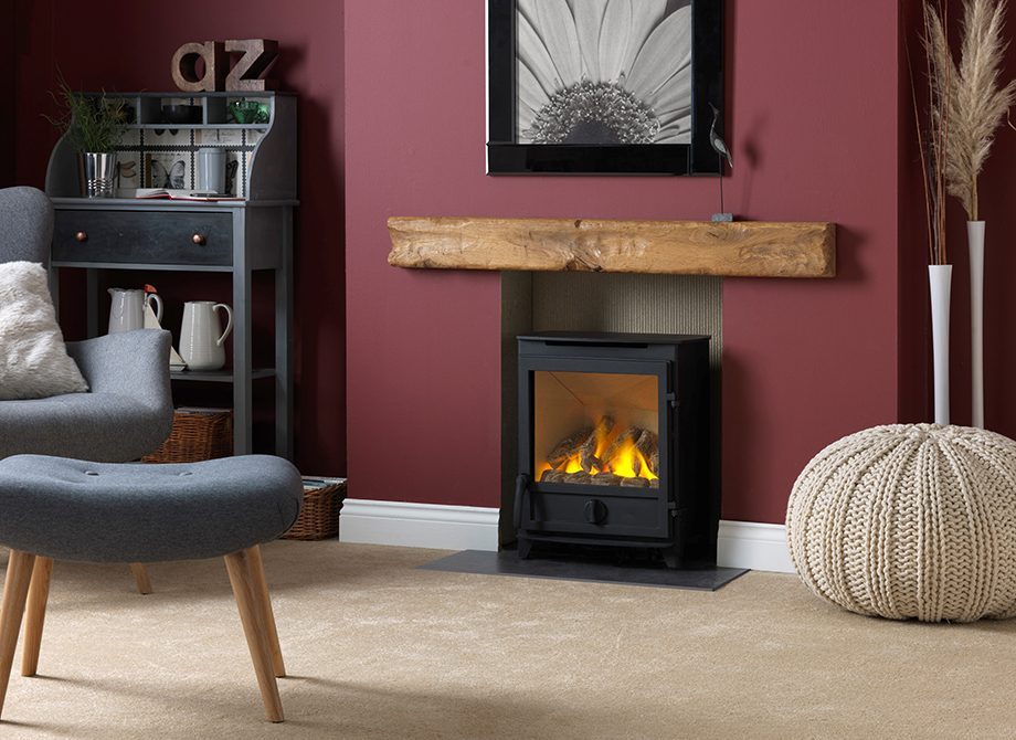 FPW Bf Gas Stove Square Door