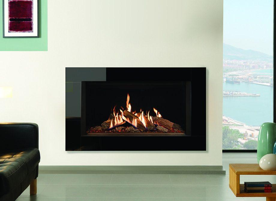 Reflex 105 Icon Xs With Echo Flame Black Glass Lining