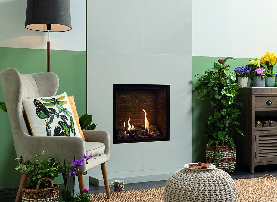 Riva2 600 HL Edge With Brick Effect Lining