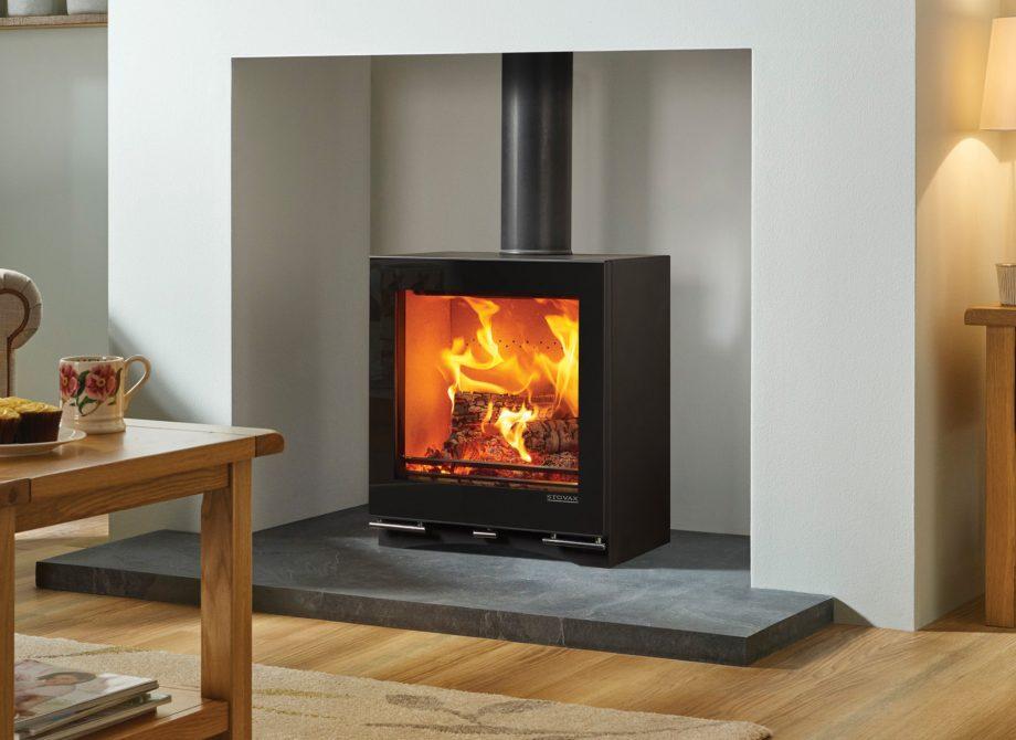 Vision Medium Woodburning