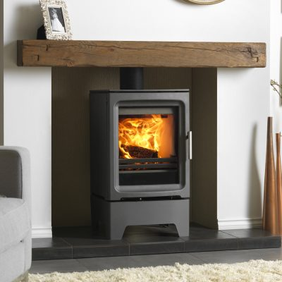 Pv5 Freestanding Stove On Stand