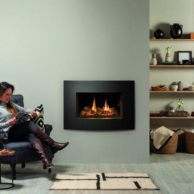 Riva2 600 Verve Xs Echo Flame Black Glass Lining 2