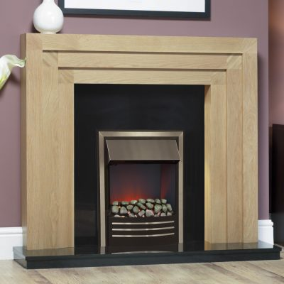 Rothbury Natural Oak Mantel