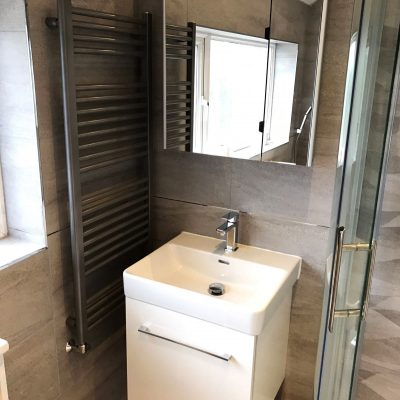 Towel Radiator Sink